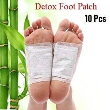 Foot Pads - Kinoki Detox Foot Patches (Pack of 10 Pcs)