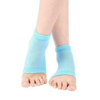 Gel Socks- Moisturizing Spa Gel Socks for Feet (Assorted Color)