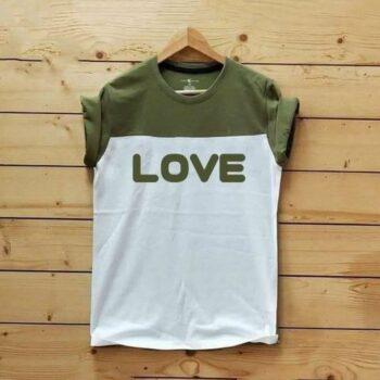 Half Sleeves Men's T-Shirt