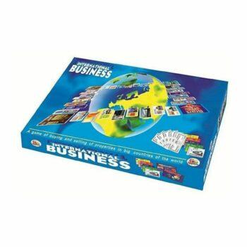 International Business Game - Kids Board Game