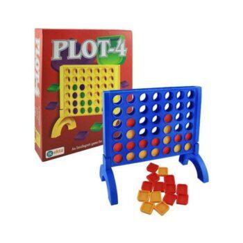 Plot 4 - Kids Board Game