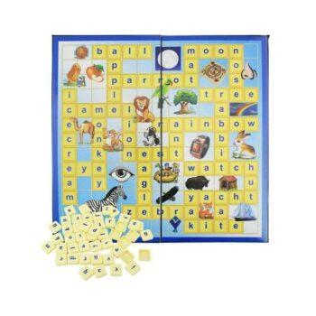 Spellex Junior Crossword - Kids Board Game