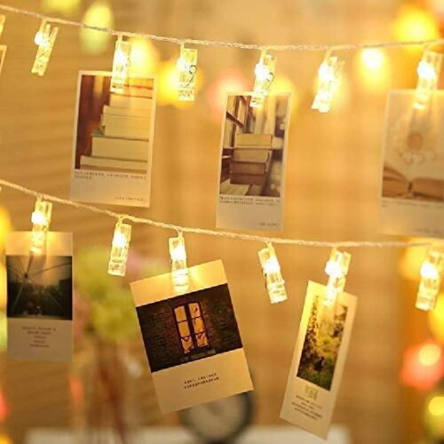 Led Light Clips for Photo Hanging Home Decoration Diwali Party Christmas Festivals Clip 10 2