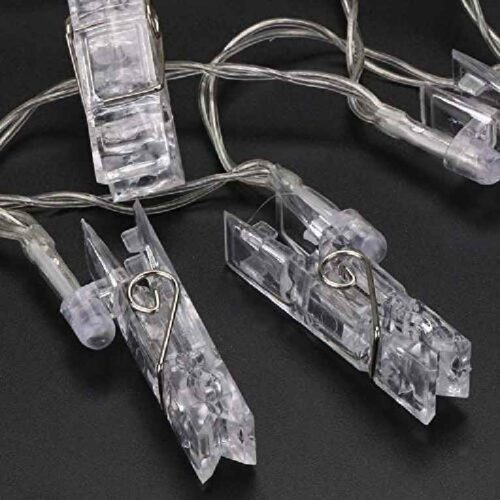 Led Light Clips for Photo Hanging Home Decoration Diwali Party Christmas Festivals Clip 10 4