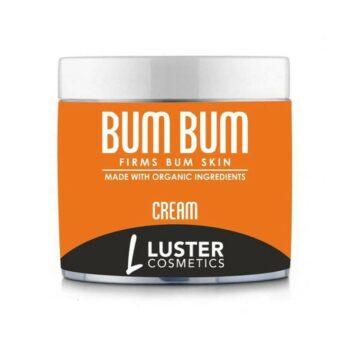 Luster Cosmetics Bum Bum Cream (Firms Bum Skin) -100g