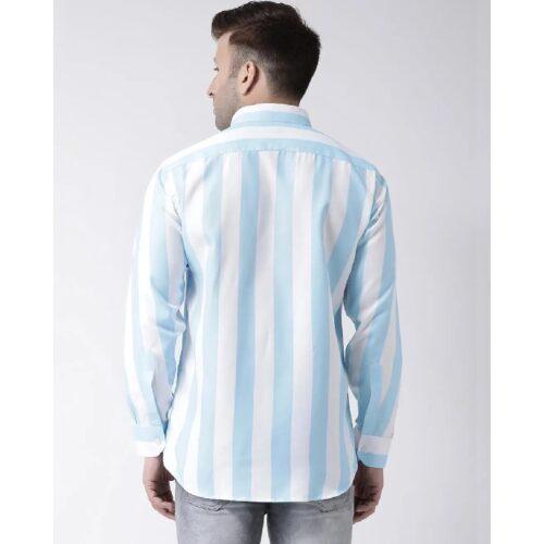 Men Printed Casual Daily Wear Shirt