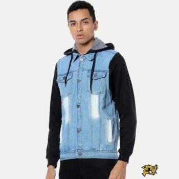 Men Stylish Casual Denim Jacket