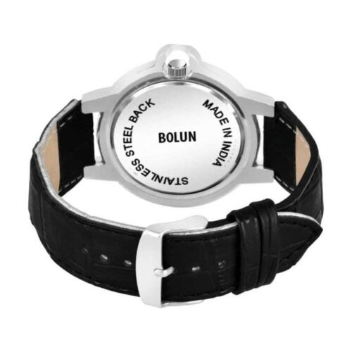 Mens Leather Watch 5