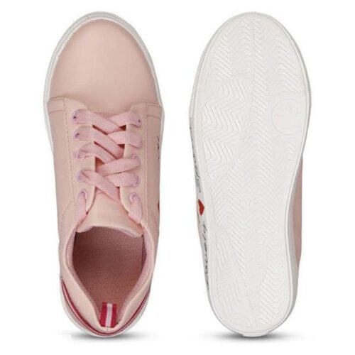 Printed PVC Sport Shoes for Women 1