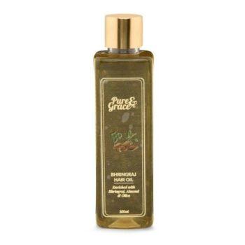 Pure & Grace Bhringraj Hair Oil 100 ml