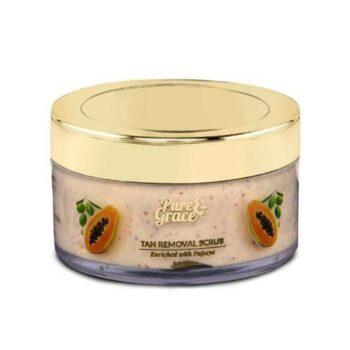 Pure & Grace Tan Removal Scrub