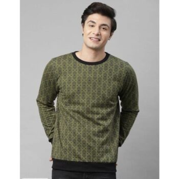 Rigo Fleece Full Sleeves Regular Fit Men's Sweatshirt