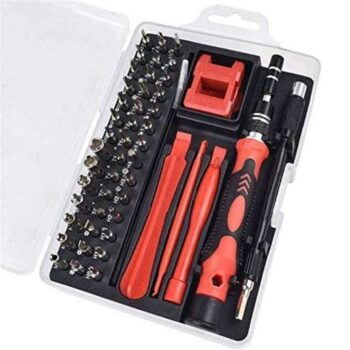 Screwdriver Set-Multi-function Magnetic 52 in 1 Screwdriver Set with 42 Bits