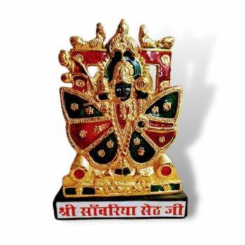 Shri Sanwariya Seth Ji Statue Showpiece