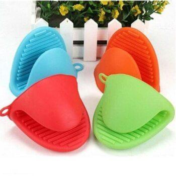 Silicone Gloves- Mini Mitt Cooking Pinch Grips Gloves