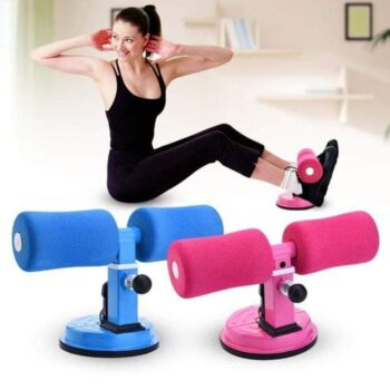 Sit-Up Bar- Sit-Up Bar, Household Fitness Equipment for Abdominal Muscle Exercise
