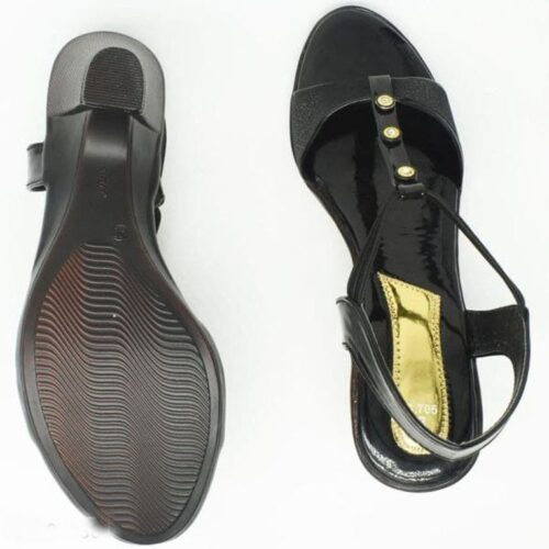 Solid Casual Heels for Women 7