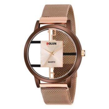 Stainless Steel Stylish Watch for Men