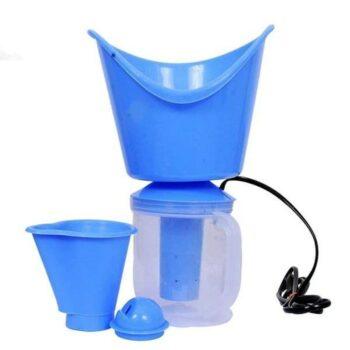 Steamer - 3 In 1 Plastic Steam Inhaler for Wellness Inhalation for Facial, Cold