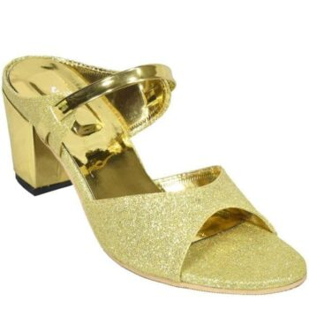 Stylish Casual Solid Heel Sandals for Women