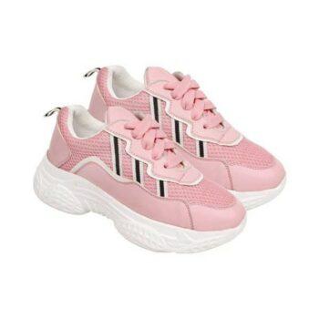 Stylish PVC Women's Sneaker