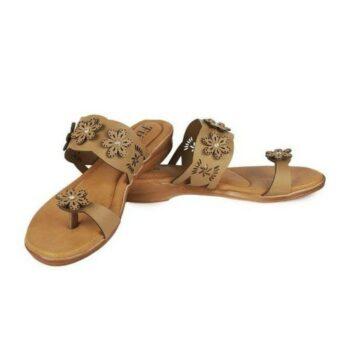 Stylish Synthetic Flat Sandal for Women