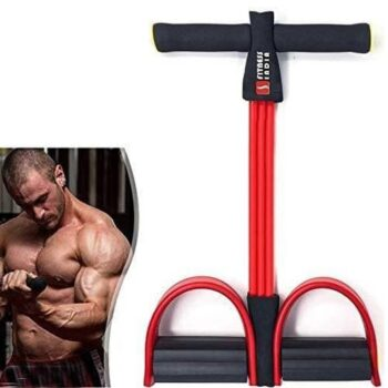 Tummy Trimmer - 4 Rope Pull Reducer, Body Shaper Tummy Trimmer