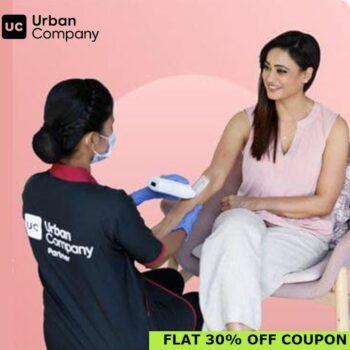 Urban Company Salon Coupon
