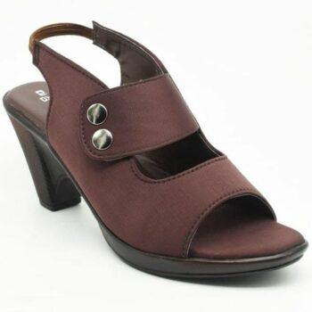 Women's Solid Casual Heels