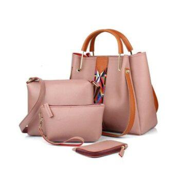 Womens Stylish PU Hand Bag Combo (Multiple Packs)