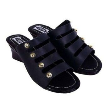 Women's Synthetic Solid Heels