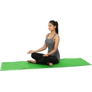 Yoga Mat - Anti Skid EVA Yoga Mat For Gym Workout (4 MM Thick)