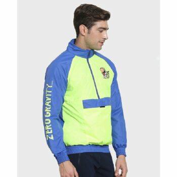 Zero Gravity Neon Windcheater Jacket